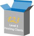 Level 3 hosting